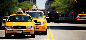 Featured  Video: Yellow Cabs & City Traffic New York City